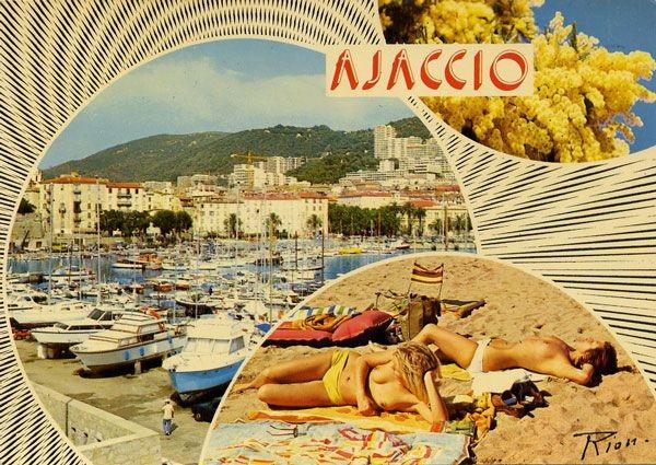 243 cartes postales en couleurs véritables, Georges Perec