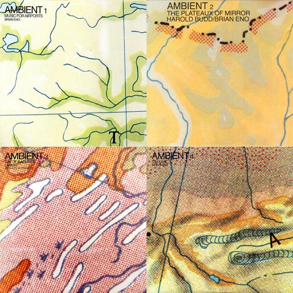 Esercizi per l'esplorazione del paesaggio, 7 / Ambientmusic