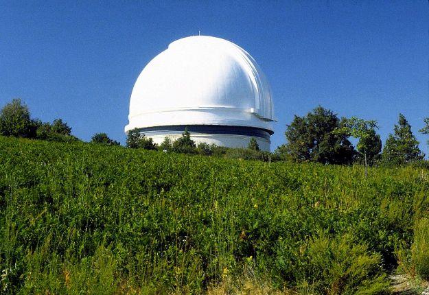 L'osservatorio di Monte Palomar, California