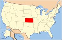 Il centro degli Usa: il Kansas