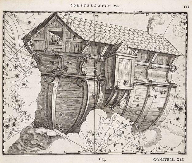 Coelum stellatum christianum