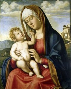 Cima da Conegliano, Madonna con bambino