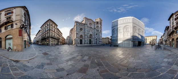 Reon Studio. Piazza del Duomo, Firenze